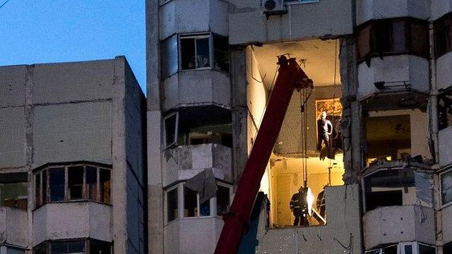 Последствия взрыва. Фото: ЕРА