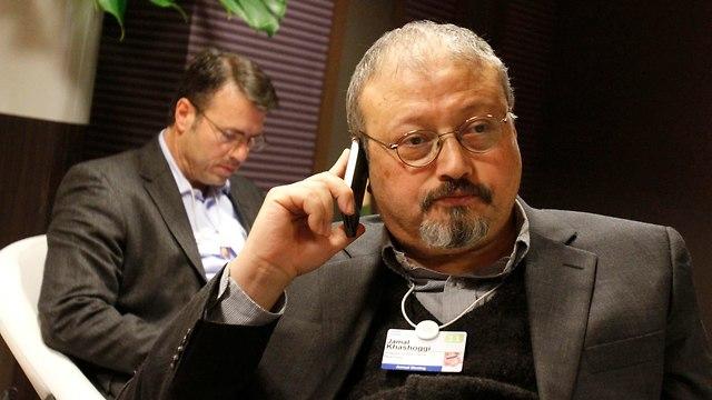 סעודיה ג'מאל חשוקג'י עיתונאי סעודי נעלם ב קונסוליה איסטנבול טורקיה חשד שנרצח (צילום: AP)