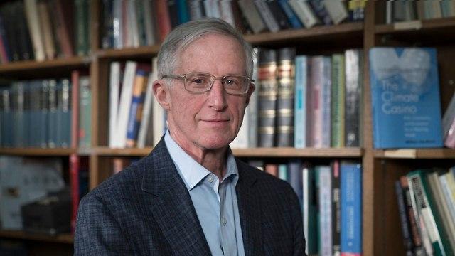 זוכי פרס נובל לכלכלה 2018 (צילום: AP / Michael Marsland)