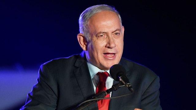 Prime Minister Netanyahu (Photo: Efi Shrir)