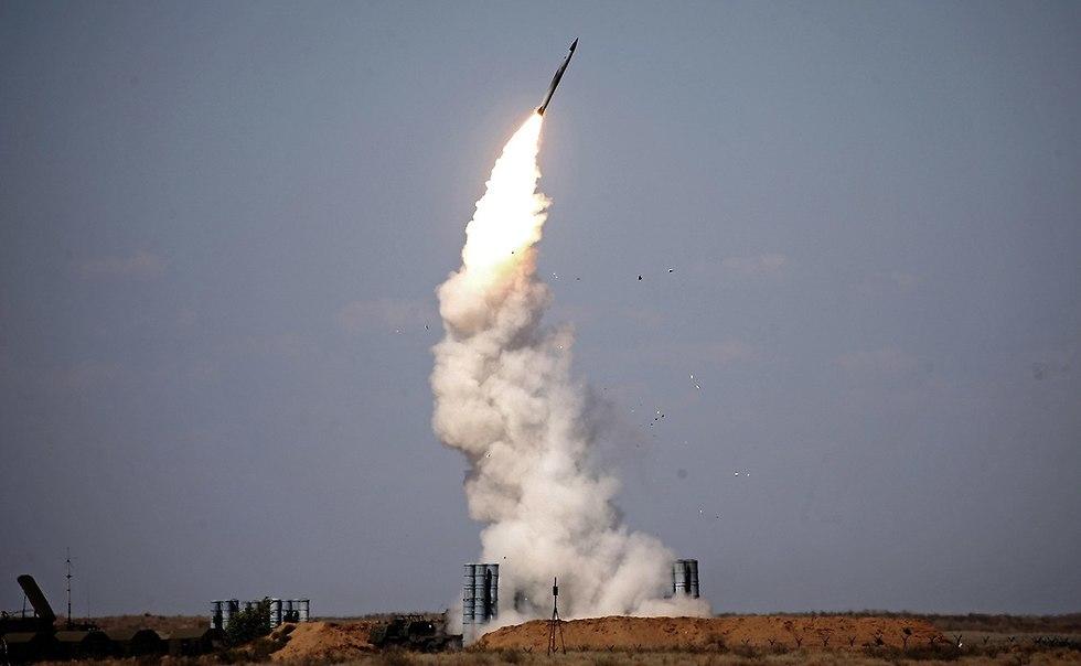 S-300 test in Russia (file photo) (Photo: EPA)