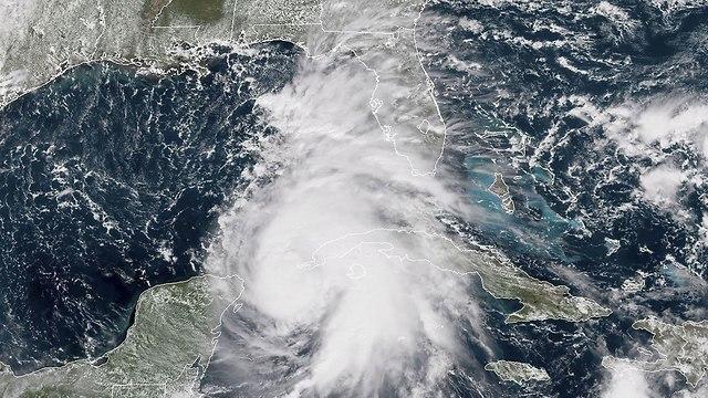 סופת הוריקן מייקל ארה