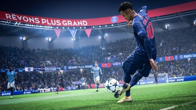 פיפא 2019 (מתוך המשחק)
