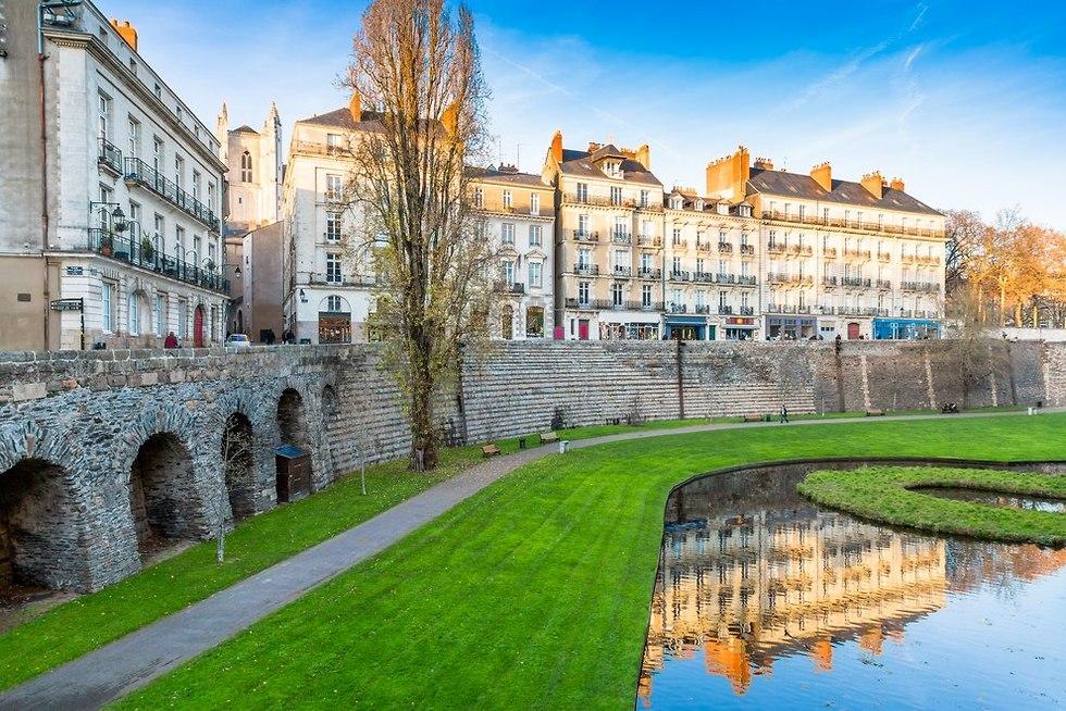 נאנט, צרפת (צילום: shutterstock)