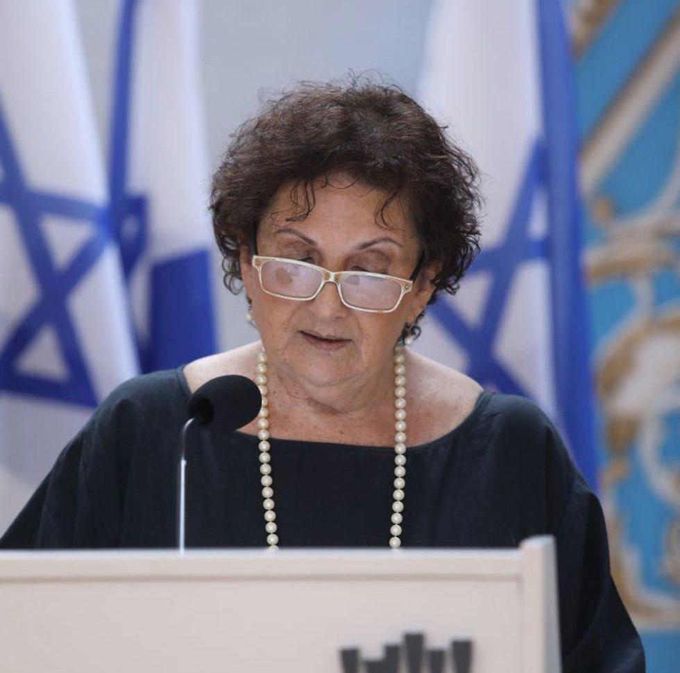 דבורה פישמן ליכטמן  (צילום: יד ושם)