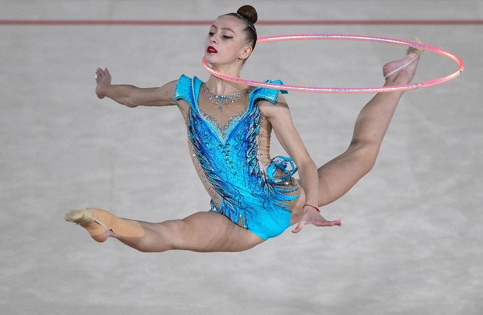 ולריה סוצקוב התעמלות אמנותית (צילום: EPA)