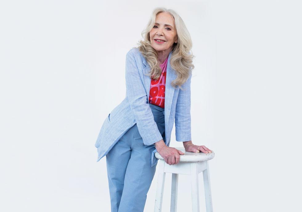 מספיק שהמכנסיים יהיו בצבע דומה לז'קט, והופ: מראה חליפתי (צילום: עדו לביא, סטיילינג: תמי ארד־ברקאי)