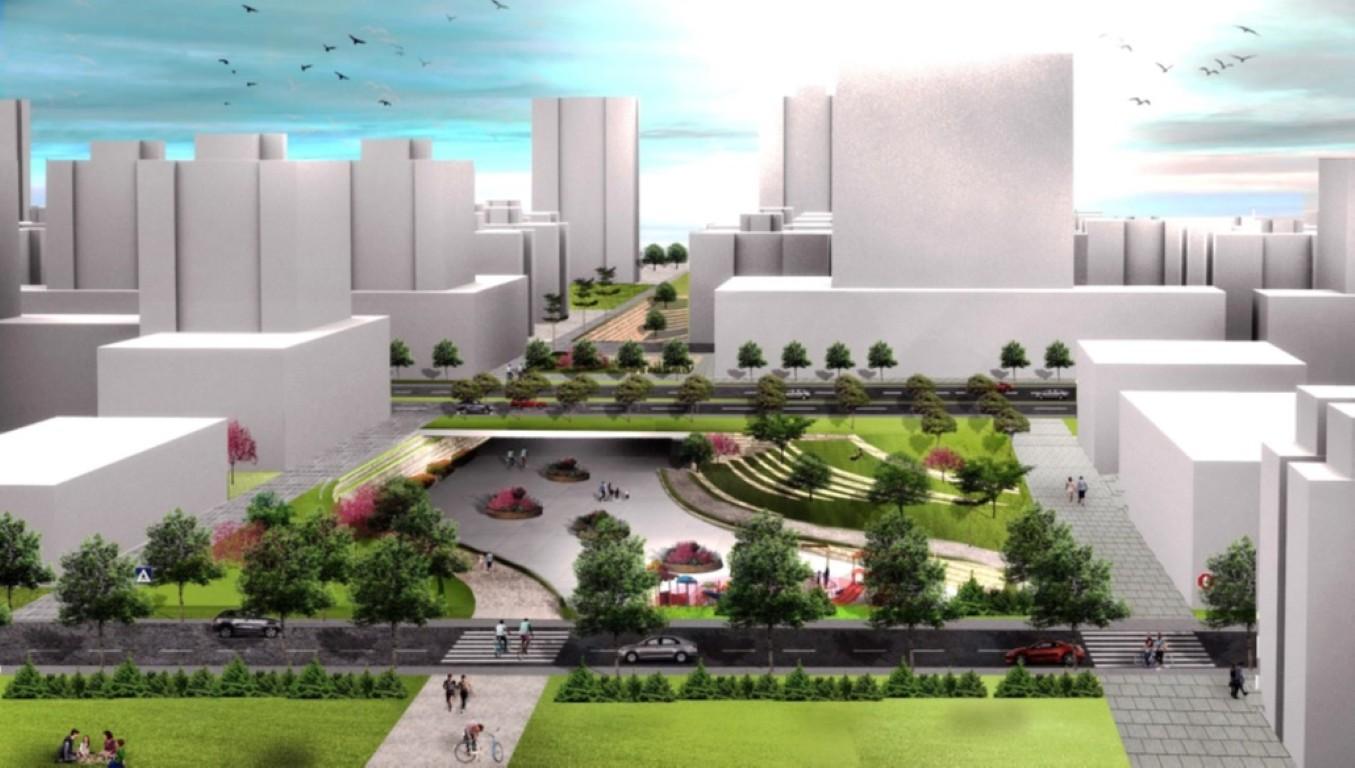"""הדמיה: משרד צמיר אדריכלים ומתכנני ערים בע""""מ"""