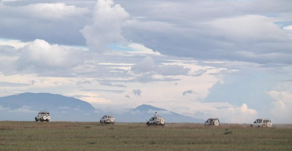 לחצות את מזרח אפריקה. (צילום: גליה ברקאי)