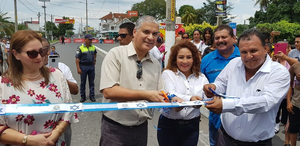 Renaming a Tiquisate street