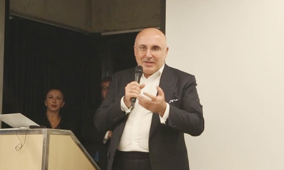 Теймураз Хихинашвили. Фото: Kobi Hershberg