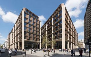 אדריכלות (צילום: Nigel Yound, Foster + Partners)