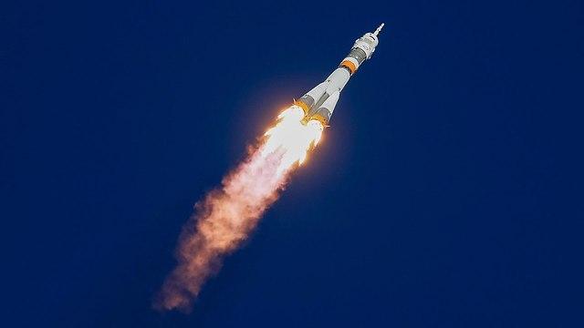 סויוז סיוז שיגור רקטה אסטרונאוטים קזחסטן תחנת החלל הבינלאומית חלל התרסקות נחיתת חירום חללית (צילום: רויטרס)