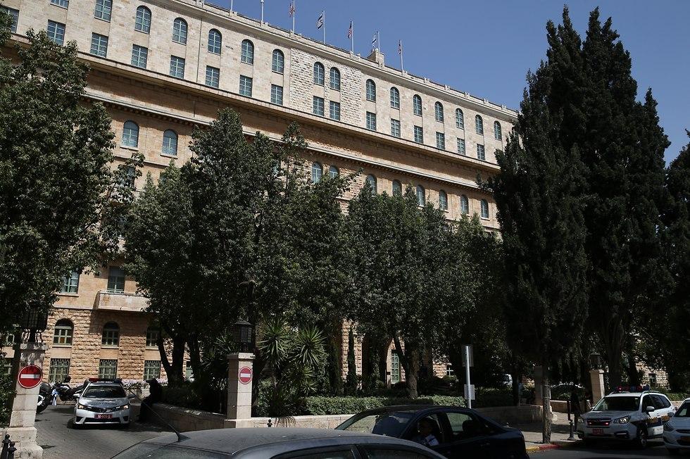 מלון המלך דוד (צילום: עמית שאבי)