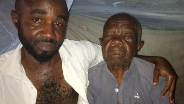 נידון למוות בן מאה ב ניגריה מבקש חנינה  ()
