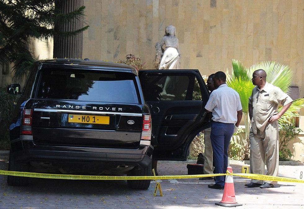 מוחמד דווג'י המיליארד הצעיר ב אפריקה נחטף ב טנזניה דאר א סלאם (צילום: EPA)