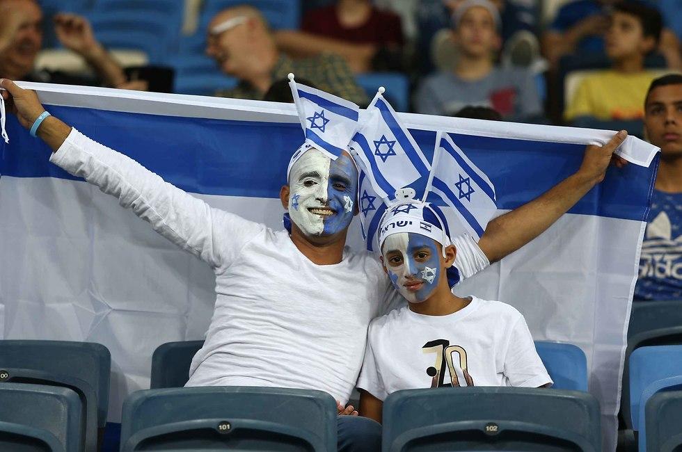 ישראל סקוטלנד (צילום: ראובן שוורץ)