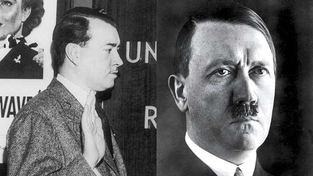 Adolf and William Hitler (Photo: Getty Images, AP)