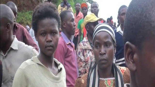 מפולת במזרח אוגנדה הרגה לפחות 31 אנשים (צילום: רויטרס)