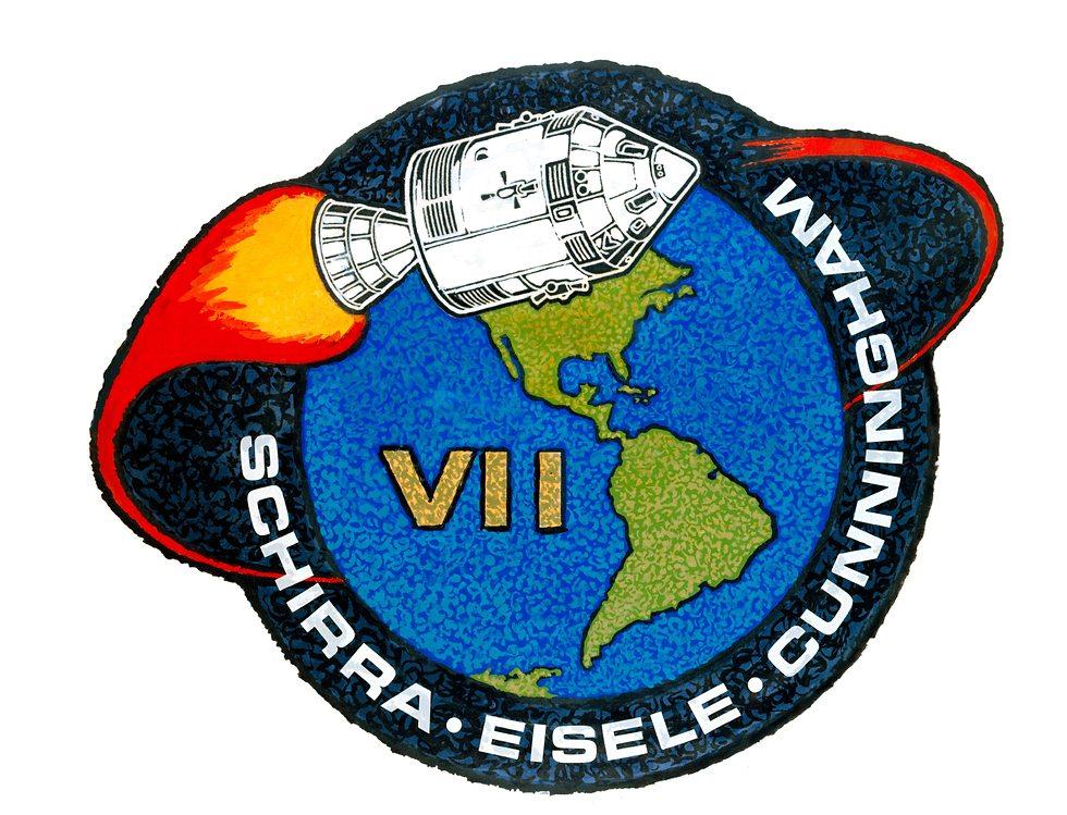 סמל המשימה (צילום: נאס