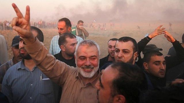 """רעידת אדמה בישראל: חמאס בתגובה להתפטרות ליברמן: """"ניצחון, חוללנו רעידת אדמה"""""""