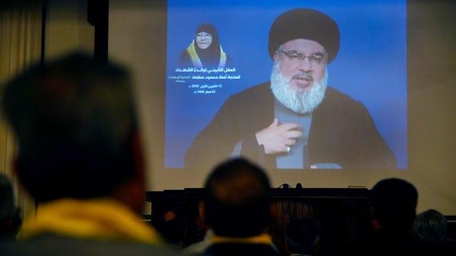 Hezbollah leader (Photo: AP)