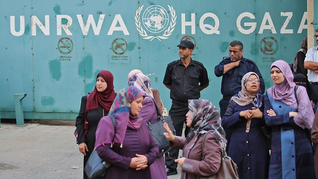 Palestinians refugees  (Photo: Reuters)