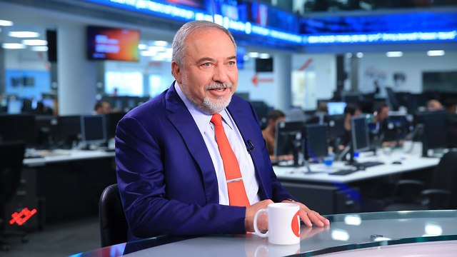 Lieberman says time has come to hit Hamas with 'the hardest blow'