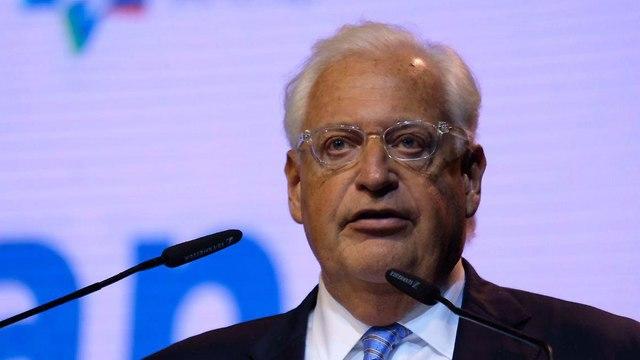 US Ambassador to Israel David Friedman