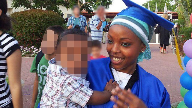 Angoach Malkmu Wasa, who was shot dead by her husband.