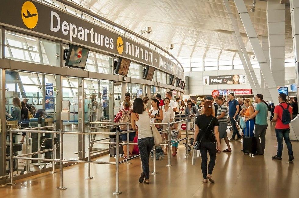 Аэропорт Бен-Гурион. Фото: shutterstock
