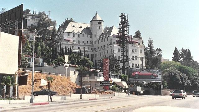מלון שאטו מרמונט (צילום: Alan Light/Wikipedia)
