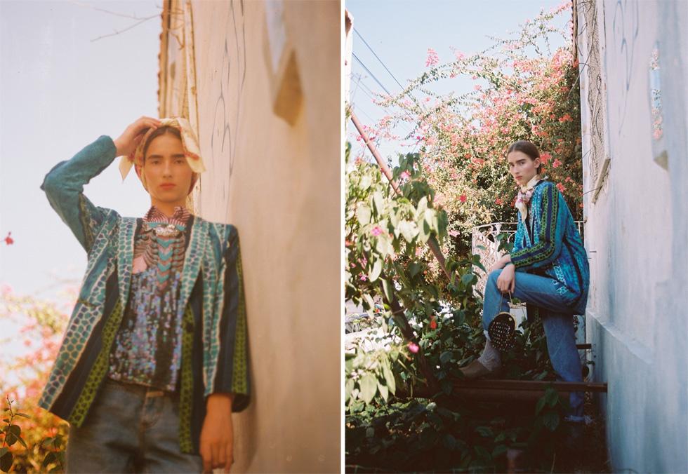 בגדים, seekers vintage (צילום: הילה כדי)