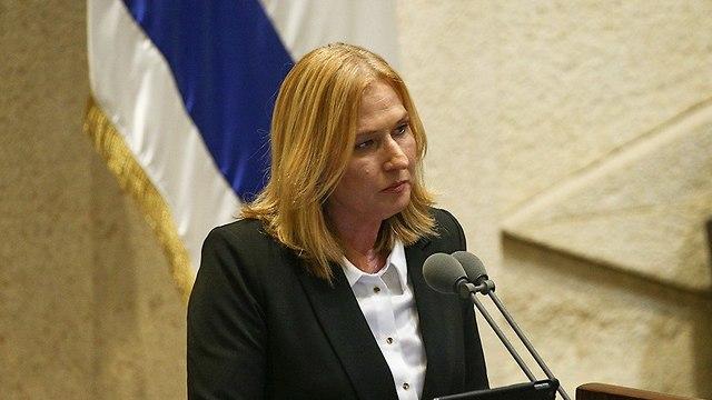 Tzipi Livni (Photo: Ohad Zwigenberg)