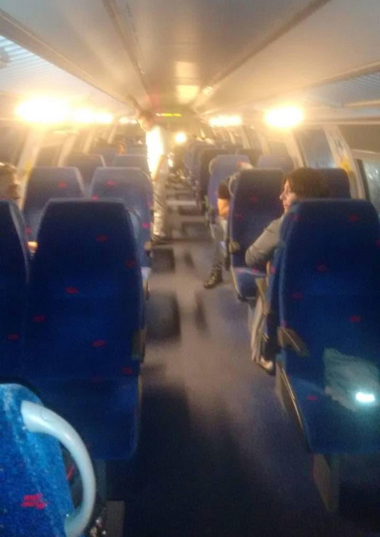 רכבת ישראל תקועה במנהרה בקו ירושלים-נתב
