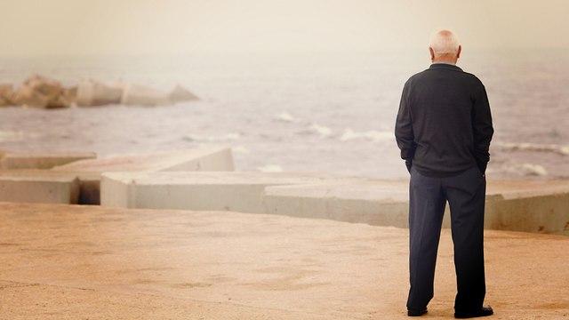 קשיש (צילום: shuterstock)