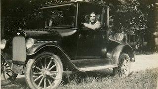 רכב משנות ה-20 (צילום: shutterstock)