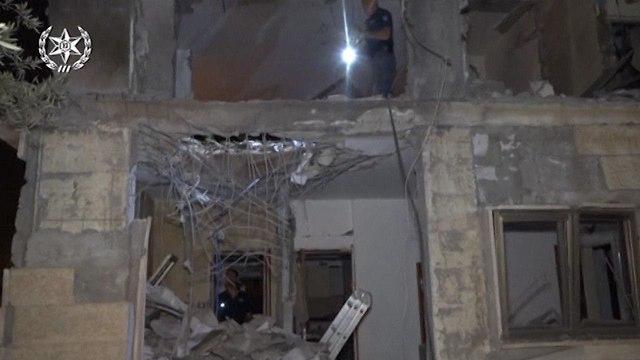 Фото пострадавшего дома: полиция