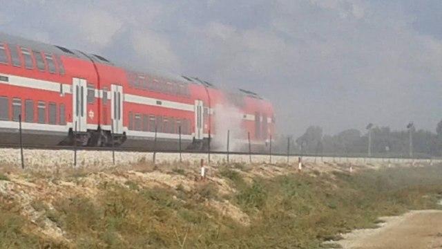 עשן רכבת ישראל ()