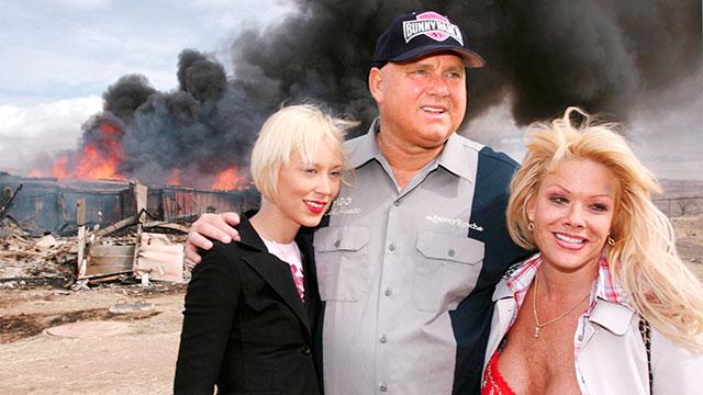 דניס הוף סרסור ו מועמד רפובליקני בבחירות האמצע מת ב נבאדה ארה