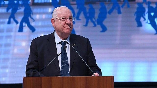 President Reuven Rivlin (Photo: GPO)