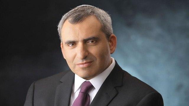 זאב אלקין (צילום: ראובן קפוצ׳ינסקי)