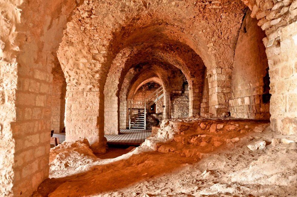 מבצר יחיעם (צילום: גלית רוזן)