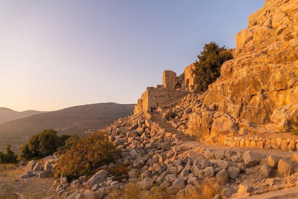 Крепость Нимрод. Фото: Мено Гринштейн