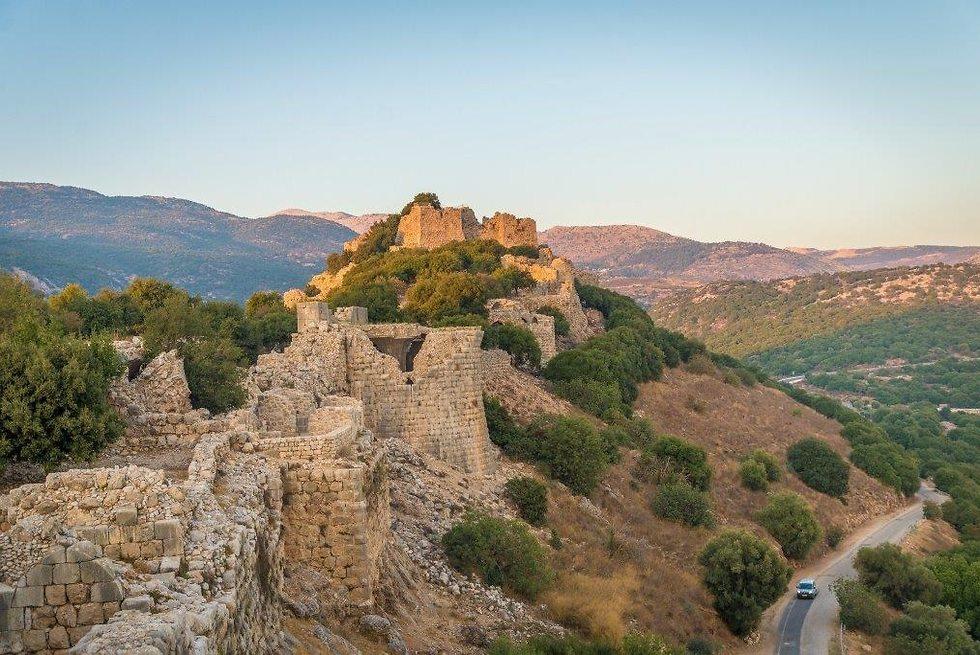 מבצר נמרוד (צילום: מנו גרינשפן)