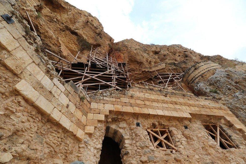 מצודת הארבל (צילום: מוטי דולב)