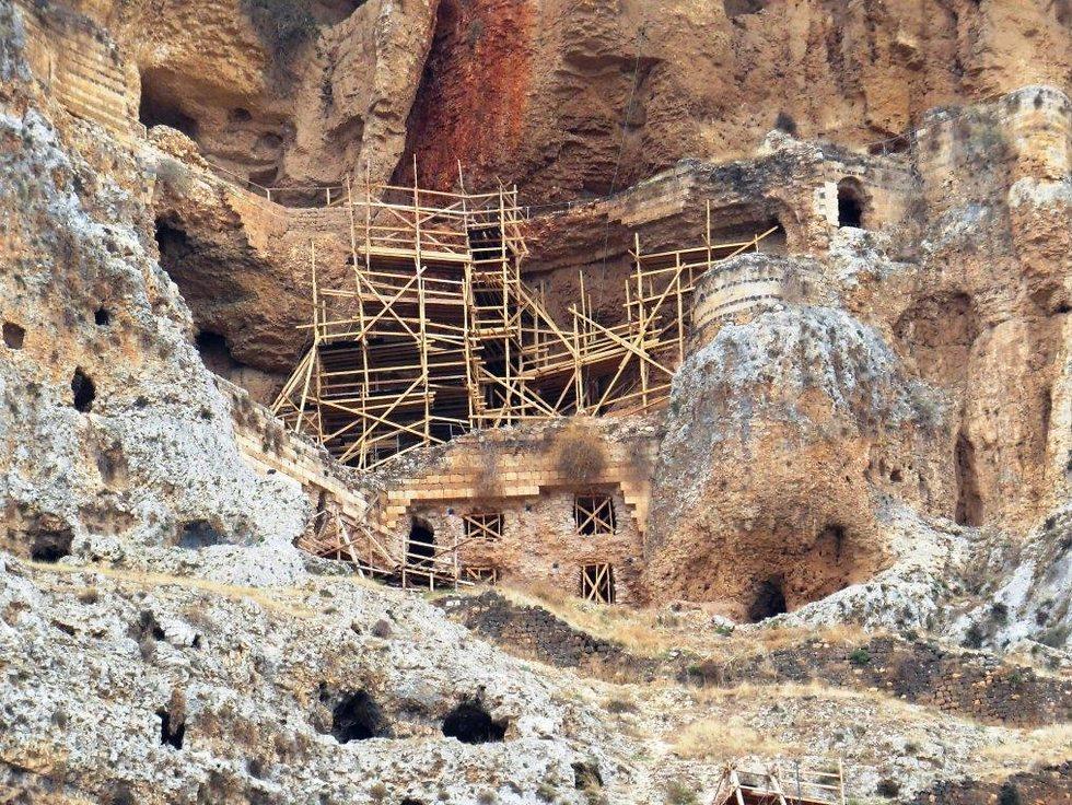 מצודת הארבל (צילום: יהונתן אודלין)