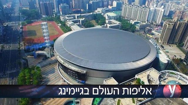 אליפות העולם בגיימינג (צילום מסך)
