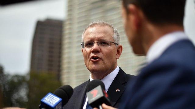 Scott Morrison (Photo: AFP)