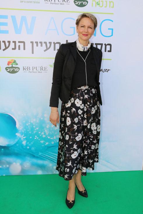 אנסטסיה מיכאלי (צילום: ניר פקין)